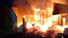 House Fire 3 Line Guelph-Eramosa