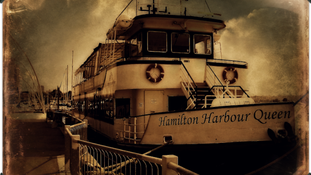 All aboard Saturday for a tour with Spooky Steph on the haunted Hamilton Harbour Queen. Departure is at 7 p.m. from Pier 8.