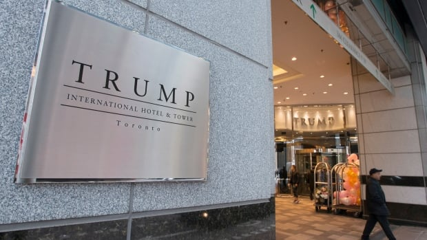 Construction on the Trump-branded Toronto luxury hotel and condo began in 2007.