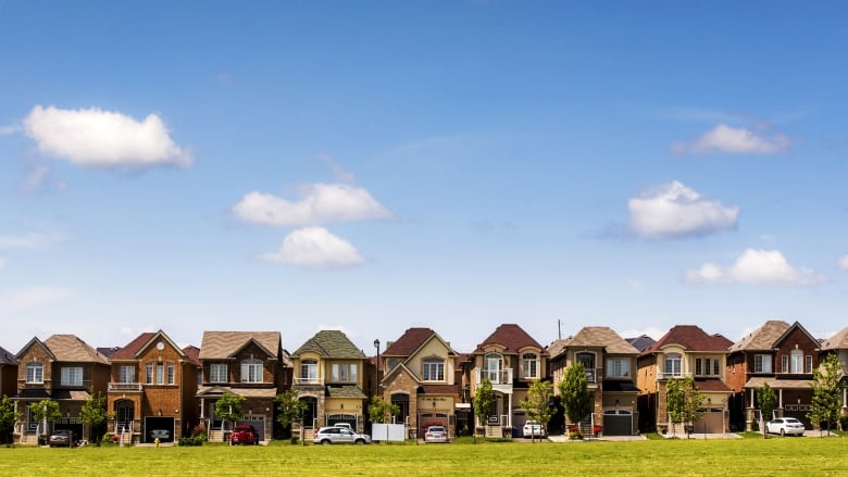 Royal LePage report says pace of home prices slowed in second quarter