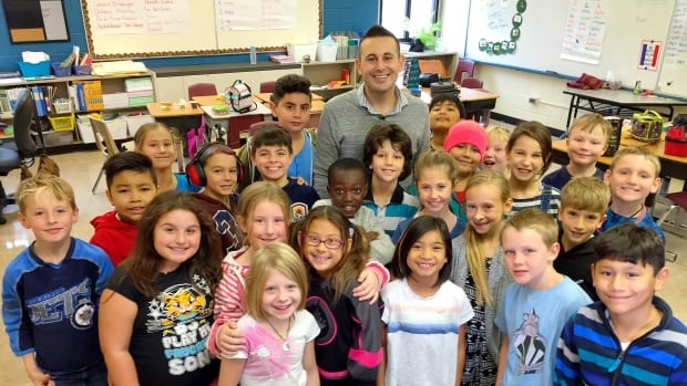 Teacher, Jeremy Ritchot, has adopted a little-to-no-homework policy for his grade 4 class at Ecole Henri-Bergeron, in Winnipeg.