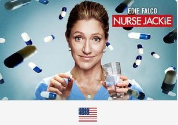 Nurse Jackie Netflix