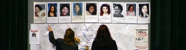 RCMP Say Highway Of Tears Killers May Never Be Caught British - Highway of tears canada map