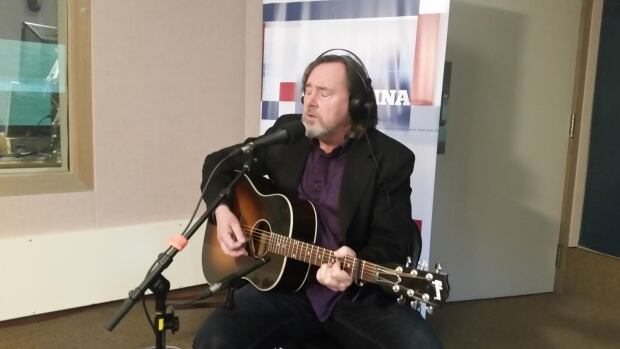 Singer-songwriter Jay Semko is in Regina to perform at shows for the music festival BreakOut West.