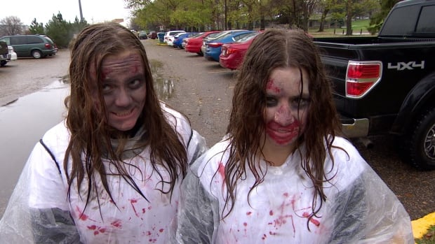 The 3rd annual Zombie Run raised money for the clinical and outreach services provided in the community by the Student Wellness Initiative Toward Community Health.