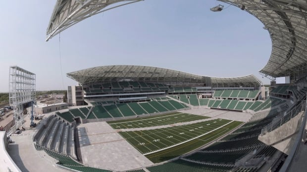 The city says costs for the food and beverage component of Mosaic Stadium are separate from the main $278.2 million project.