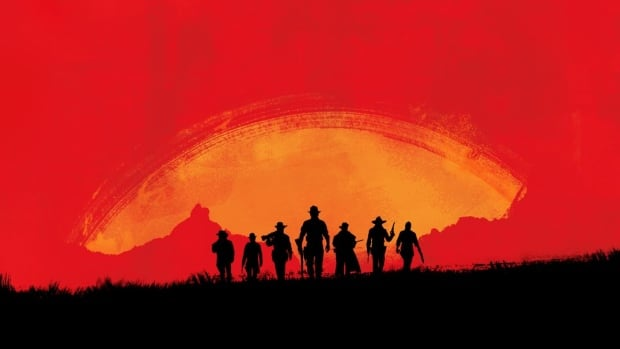Rockstar Games posted this teaser image on Monday, Oct. 17, seemingly signalling a sequel to the 2010 classic Red Dead Redemption.