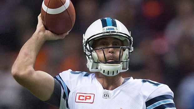 Argonauts quarterback Ricky Ray rejoined his teammates at practice on Monday. Out since Labour Day with a fractured rib and deflated lung, Ray was working with the first team offence, suggesting he will be back under centre when the team visits the Stampeders in Calgary on Friday night.