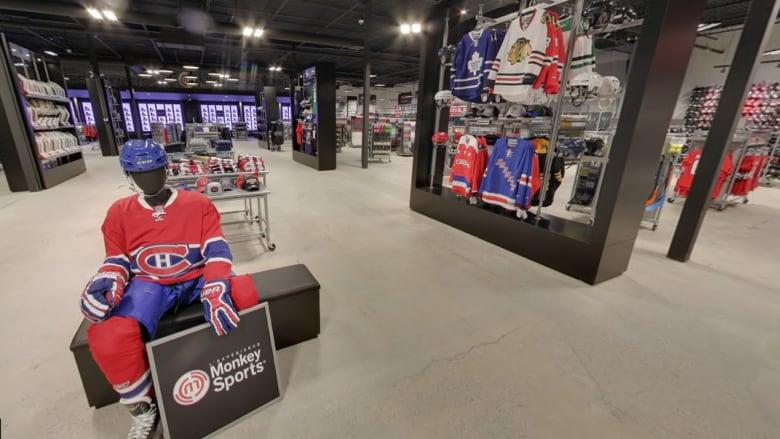 2ddcdd8d36bd $120K hockey stick heist caught on camera at DDO sports store | CBC News
