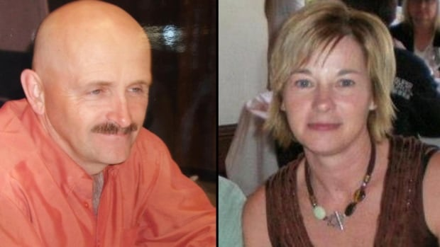 Gilbert Robinson is charged with the second-degree murder of his estranged wife, Gina.