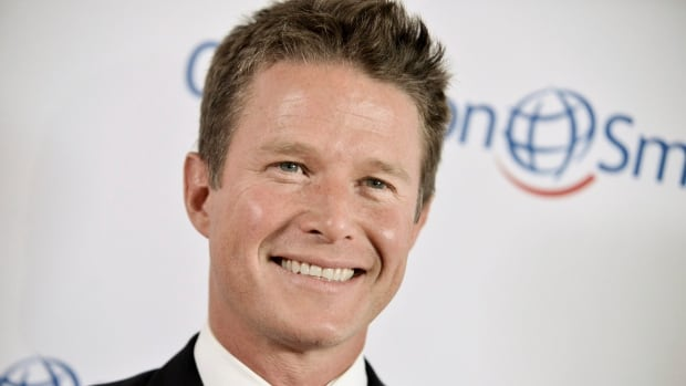 Billy Bush arrives at a gala in Beverly Hills, Calif., in 2014. Bush says in an op-ed that the Access Hollywood tape is real.