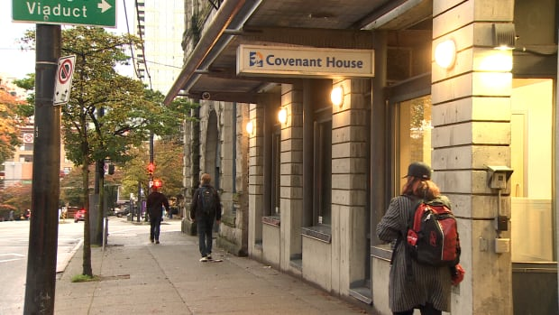Covenant House has a program designed to get young people off the streets.