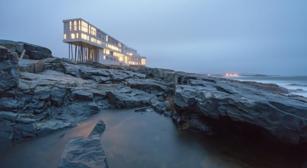 5 places to babymoon Fogo Island