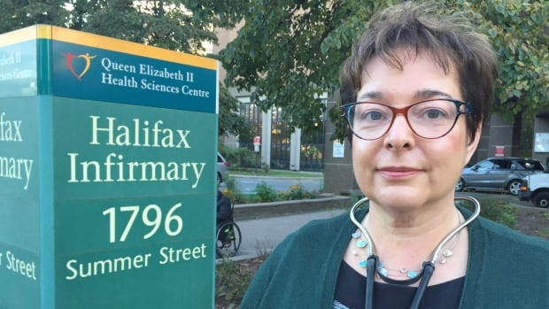 Dr. Gabrielle Horne said Premier Stephen McNeil is the ultimate steward of taxpayers' dollars and could step in and ask the health authority to stop fighting her.