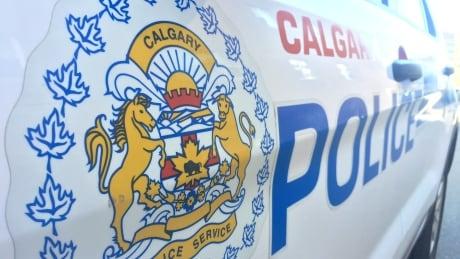 image of calgary police 6155 car cruiser