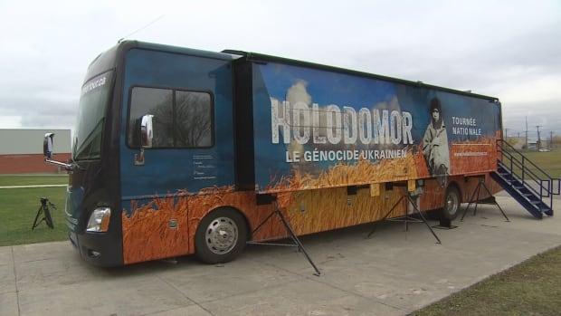 Holodomor Mobile Classroom