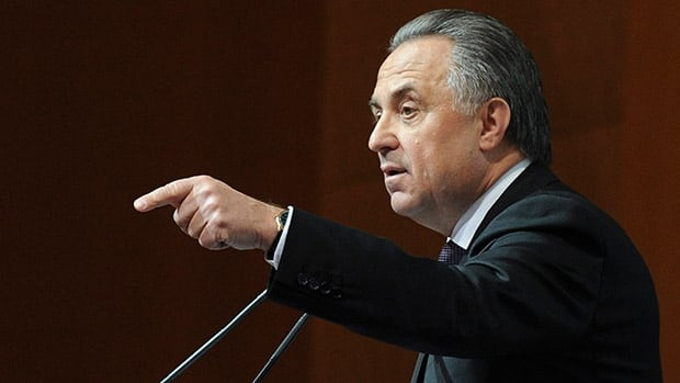 Russian deputy prime minister Vitaly Mutko spoke out against a proposed blanket ban on the country's athletes on Wednesday.