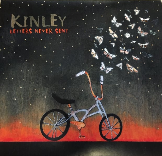 Kinley Dowling album cover, Letters Never Sent, released October 2016