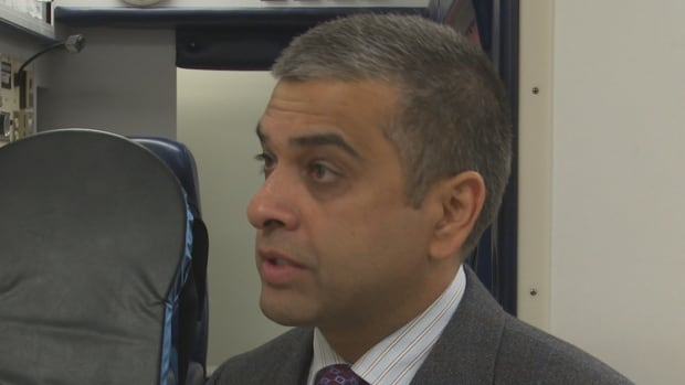 Doctors cannot raise fees to cover losses under the proposed tax plan, says Dr. Trevor Jain.