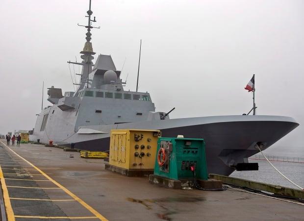 Shipbuilding France 20130420
