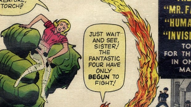 A rare edition comic, Fantastic Four: Issue No. 1, has been stolen in Vancouver.