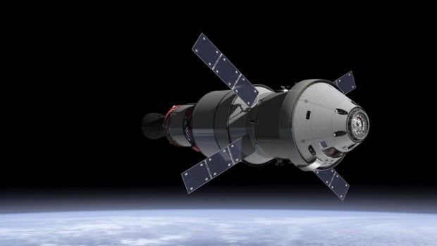 Generation Mars-Orion Capsule and Service Module