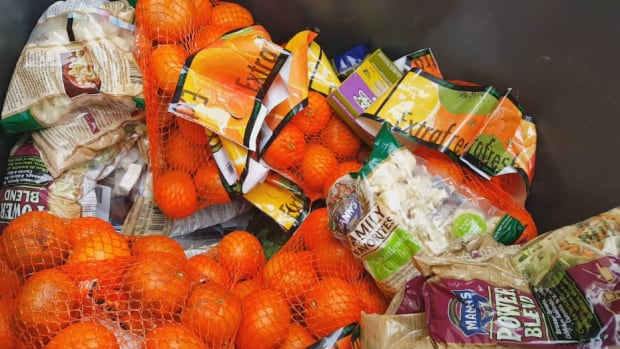 CBC Marketplace spent six months investigating the food that supermarkets throw out. Marketplace staff found dozens of bins full of food behind two Toronto-area Walmart locations.