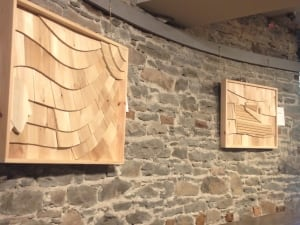 Wooden Shingle murals