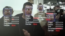 Real Time Face Detector