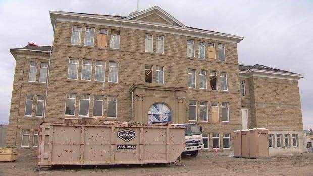 The sandstone King Edward School opened in November 1913 but shut its doors as a public school in 2000 as enrolment declined in inner-city Calgary.
