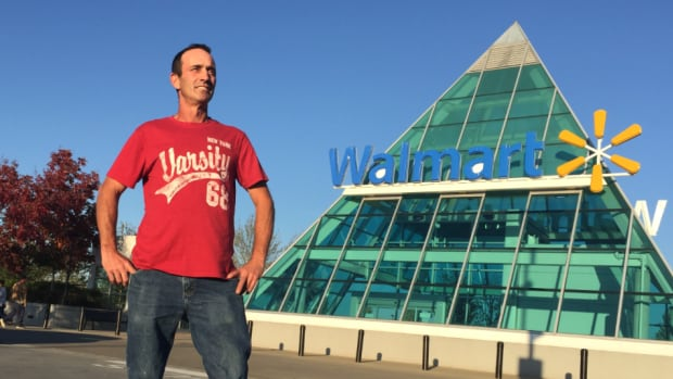 Daniel Schoeler says Walmart workers tossed  what appeared to be perfectly good food into trash compactors on almost every shift he worked.