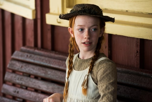 Amybeth McNulty as Anne Shirley in Anne