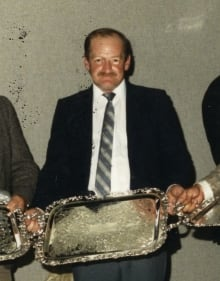 Norm Plante of Giant Mine