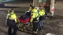 Injured Muskrat Falls worker