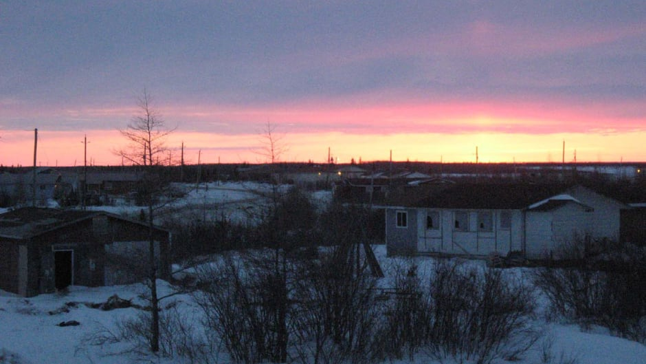 Fort Severn First Nation is a remote community located approximately 850 kilometres north of Thunder Bay.