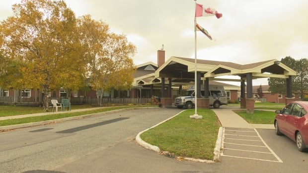 Beach Grove Home in Charlottetown is limiting visitors in its Sunset Household.