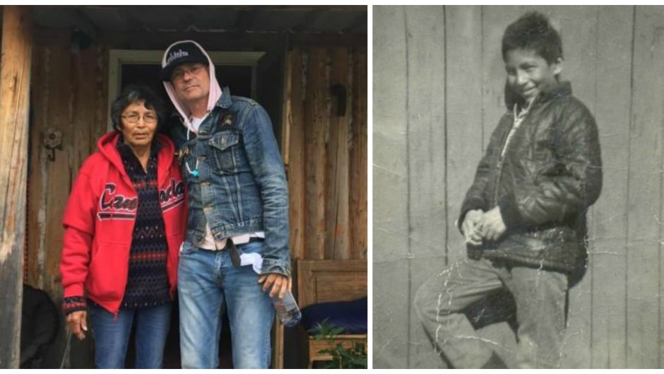 "With ""Secret Path,"" Gord Downie (centre) collaborates with Pearl Wenjack, (left) to tell the story of her brother Chanie Wenjack (right) who died trying to run away from a residential school in northern Ontario."