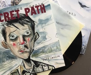 Secret Path album cover