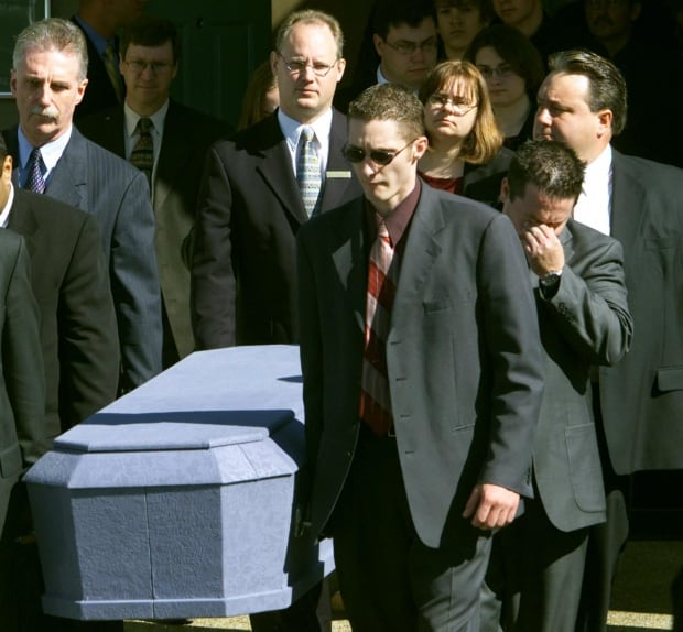 JEHOVAHS FUNERAL-HUGHES