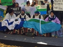 Muskrat Falls hunger strikers