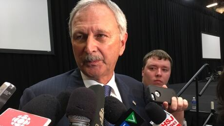 Blaine Higgs open to changing PC-negotiated forestry deal