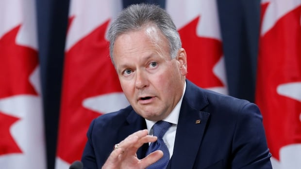 The Bank of Canada, led by governor Stephen Poloz, elected to keep its key interest rate steady on Wednesday.