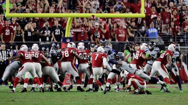 Seahawks, Cardinals tie in one of the craziest NFL finishes you will ever see