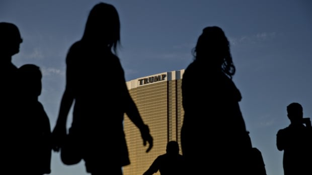 Trump Hotels operates a hotel in Las Vegas, one of 15 current locations.