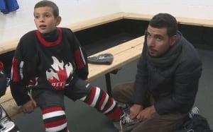 Syrian hockey