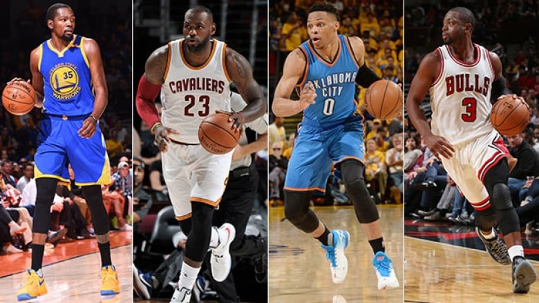 NBA instant expert: Get ready for 2016-17 | CBC Sports