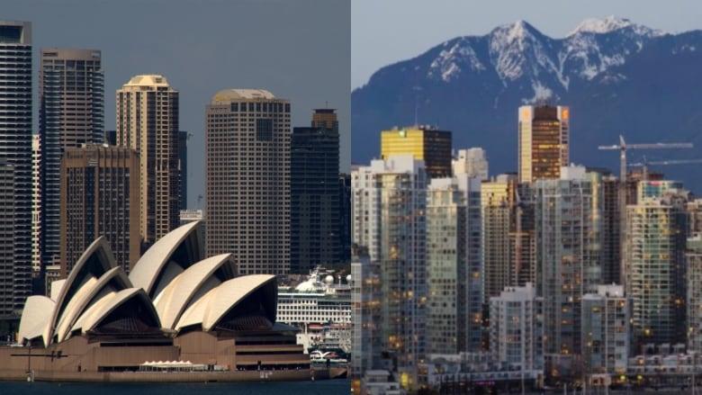 Sydney Vancouver