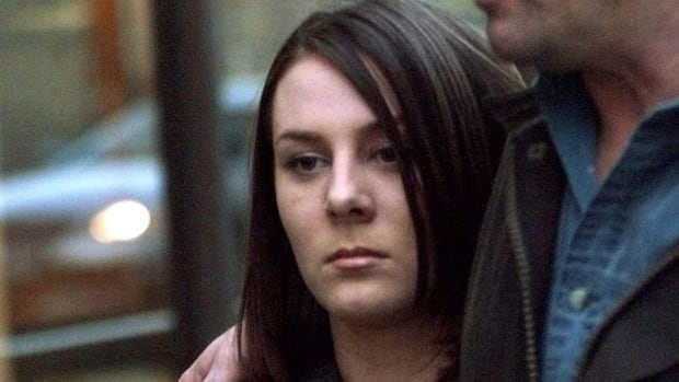 Convicted murderer Kelly Ellard, seen here in 2000, is reportedly pregnant. A researcher says mothers and babies often do well when kept together in prison.