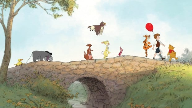 Film Review Winnie the Pooh