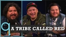 A Tribe Called Red bring 'We Are the Halluci Nation' to Studio q